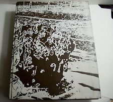 "School Yearbook - KENT STATE UNIVERSITY 1972 ""Chestnut Burr"" Kent OHIO"