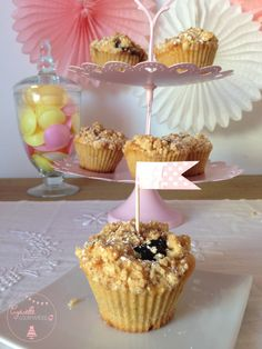 Muffins Figues-Cannelle et Streusel Cannelle – Bataille Food #26 | Cyrielle Gourmandise