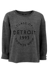 Detroit Brushed Sweatshirt