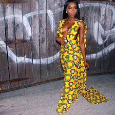 Hi guys, we are back with more sensational trends in African prints and designs offering you a wide spectrum of unique prints. African Inspired Fashion, African Print Fashion, Fashion Prints, Fashion Design, Fashion Ideas, African Print Clothing, African Print Dresses, African Dress, African Prints