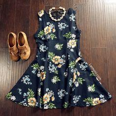 Daisy Tank Dress