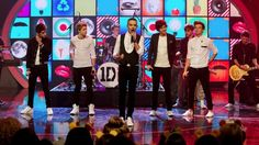 One Direction performing LWWY for the Children in Need 2012