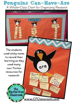 99 best penguin activities crafts and lesson plans for kids images rh pinterest com 12th Grade Classroom Empty 6 Grade Classroom