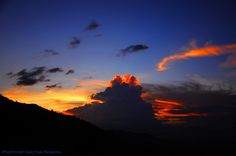 Colourful clouds by Nepal I Love on 500px