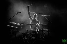 Interview with Asking Alexandria's James Cassells as they take over The Warfield in San Francisco!