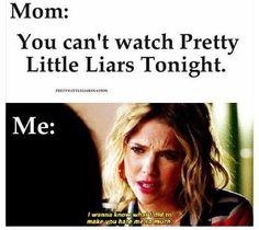 Lol Pretty Little Lies, Pretty Little Liars Quotes, Pll Memes, Pll Quotes, Pll Logic, Stranger Things, Best Shows Ever, Gossip Girls, Hanna Marin