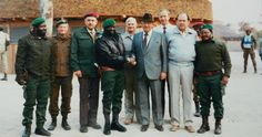 near Lucusse, Angola) Angolan guerrilla leader and politician. Apartheid, Black African American, African American History, Military Special Forces, Defence Force, Carthage, Guerrilla, Press Photo, Historian