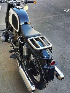 Motor Cafe Racer, Bmw Cafe Racer, Bmw Scrambler, Bmw Boxer, Bmw Motorbikes, Bmw Motorcycles, Bmw Vintage, Vintage Bikes, Bike Bmw
