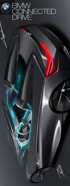 BMW Concept Design connectedDRIVE _ 2011 _ ROUGH
