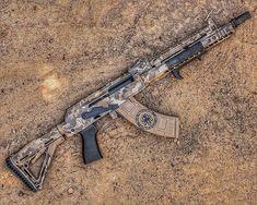 The Viking Minuteman — tacticalsquad: VOLK. Weapons Guns, Guns And Ammo, Tactical Rifles, Firearms, Bushcraft, How To Paint Camo, Battle Rifle, Gun Art, Custom Guns