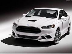 2014 Ford Fusion SVT