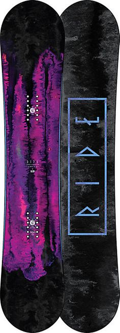 Ride Compact Snowboard - Women's Snowboard - Beginner to Intermediate Park Freestyle Board - Rocker - Snowboarding - 2014 / 2015