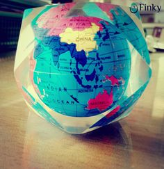 """""""World was flat, before we believed it to be a sphere!"""""""
