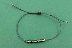 Bracelets Facettes de Bohème 3