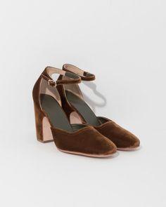 b9f0946058c rachel comey bali Velvet Shoes