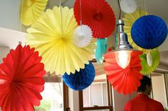 Snow White Birthday Party Decorations Snowwhite Partydecor - Home Art Decor Birthday Table Decorations, Hanging Decorations, Snow White Birthday, Spring Party, Partys, Childrens Party, Craft Party, Simple Christmas, Christmas Crafts