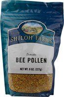 Shiloh Farms Domestic Bee Pollen -- 8 oz - http://goodvibeorganics.com/shiloh-farms-domestic-bee-pollen-8-oz/