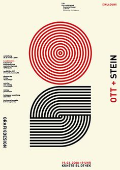 Ott + Stein (go trailblazers!)
