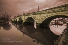 Richmond's bridge. by danosk