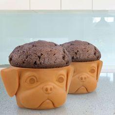 Mops Muffinformen im 2er Set