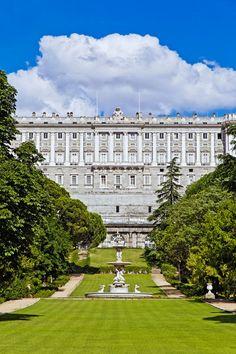 Campos del Moro.Madrid