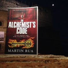 THE ALCHEMIST'S CODE, my first novel on English. Edited by Aria fiction. Find it on amazon.co.uk:  The Alchemist's Code: A gripping conspiracy thriller (The Parthenope Trilogy) http://amzn.to/1VUqSzS