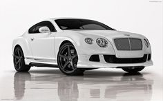Bentley Continental BR-10 Coupe.