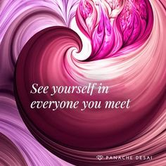 We all have a purpose. We are all amazing, remarkable creatures. When we connect in oneness, we form a powerful union.