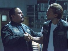 SONS OF ANARCHY Season 7 Episode 11 Photos Suits of Woe