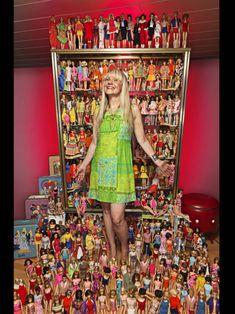 'I own 15,000 Barbie dolls'