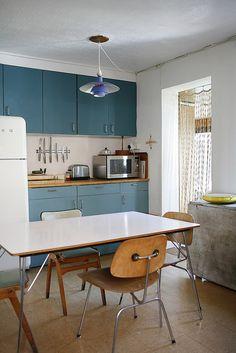 Sea Beach House interior by CathyL, via Flickr
