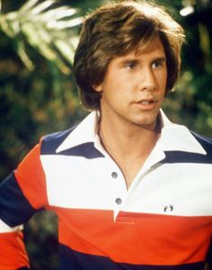 Parker Stevenson...Oh Parker...My bedroom walls were just plastered with his pictures and Shaun Cassidy's...when we got a new Curtis Mathes console TV set, the Hardy Boys show was the very first thing I watched on that TV...LOLOLOLOL!!! Parker's were soooooo dreamy blue...oh the memories.... :-)