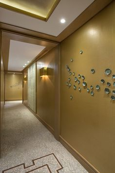 Crown Towers Manila- Spa- Interiors by Michael Fiebrich Design