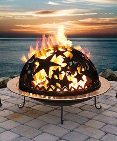 Small Starry Night Fire Dome #zulily #zulilyfinds