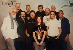 Dwarfshoot HobbitCon 2015 #dwarves #Hobbit #HobbitCon #Bombur #Bifur #Oin #Dori #Nori #Balin #Dwalin #Gloin #Ori #Thror #StephenHunter #WilliamKircher #JohnCallen #MarkHadlow #JedBrophy #KenStott #GrahamMcTavish #PeterHambleton #AdamBrown #JeffreyThomas