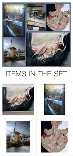 """New Perspectives"" by lvoth ❤ liked on Polyvore featuring art"