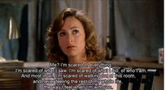 love I Want You Love, Romantic Movie Quotes, Patrick Swayze, The Way I Feel, Im Scared, Dirty Dancing, Letting Go, I Laughed, Movie Tv