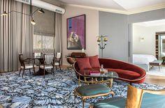 Tel Aviv's White City wonder The Norman goes big on Bauhaus style...