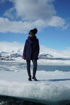 Passeio pelas geleiras e cachoeiras na Islândia | Danielle Noce