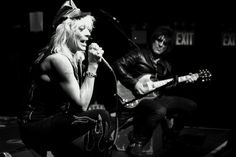 Michael Monroe Kicks Out the Glam: Photos from the Gramercy Theatre, NYC
