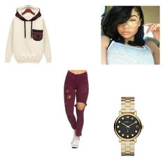 """""""LALALALALA"""" by amariaprice on Polyvore featuring Marc by Marc Jacobs"""