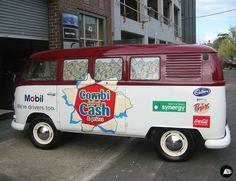 Combi Decals, Kombi Van Wrap
