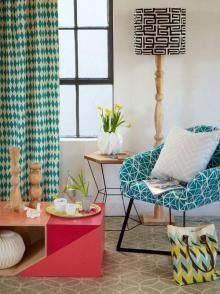 Indigi Designs by Cape Town designer Natalie Du Toit. DesignSnaps is where South Africa shares home building and decorating inspiration, solutions and contacts. Sofa, Couch, South Africa, Building A House, Cape Town, Curtains, Traditional, Contemporary, Interior Design