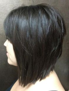 Latest Long Bob Hairstyles. I wish my hair would grow so it would look like this. by kristin.small