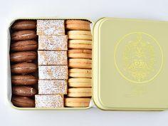お菓子好きをうならせる極上の味! 銀座のウィーン菓子専門店で選ぶ手みやげ|肱岡香子のSweetsな手みやげ|CREA WEB(クレア ウェブ)