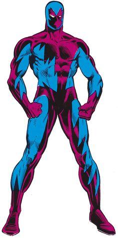 Eel (Edward Lavell) <Marvel Comics>