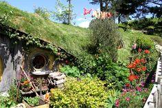 hobbit vegetable garden ideas - Google Search