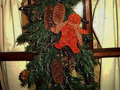Large Grubby Gingerbread Men-