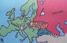 Propaganda im Schulbuch: Gefräßiges Monster Russland fällt über Ukraine her - http://www.statusquo-news.de/propaganda-im-schulbuch-gefraessiges-monster-russland-faellt-ueber-ukraine-her/