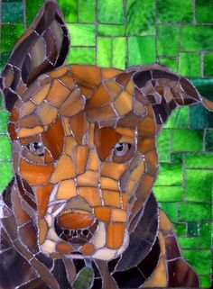 Art Mosaic by Christine Brallier